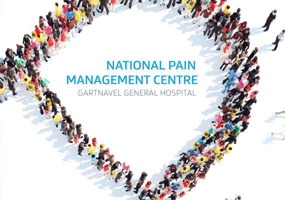 Design & print of the National Pain Management Centre tender.